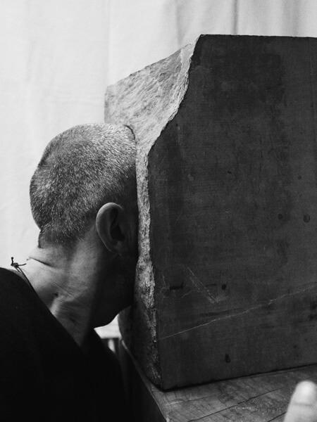 Gabriel Sobin Self Portrait